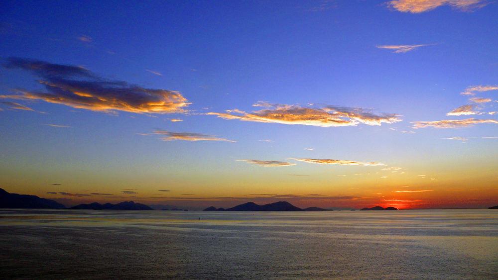 Sepetiba Bay Sunrise