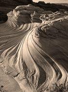 Sepia Swirl