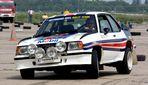 Sepp Haider auf Ascona 400