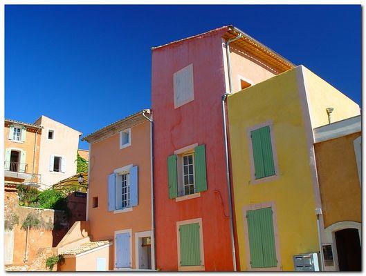 September in Roussillon