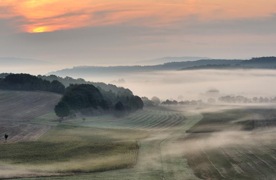 *September - Nebel II*