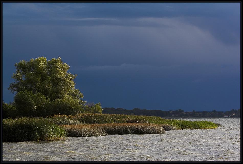Septemberlicht am Kummerower See