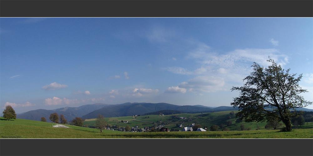 Septembertag auf dem Feldberg