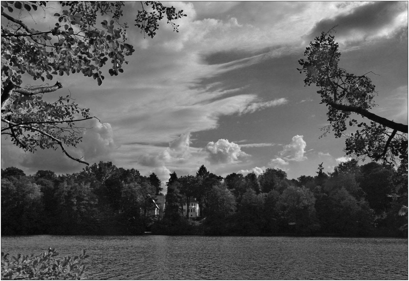 Septemberwolken ...