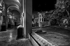 Sera a Roma, sguardo su Teatro Marcello