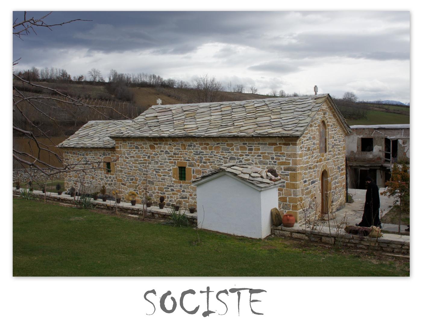 Serbisch Orthodoxe Klosterkapelle in Sociste
