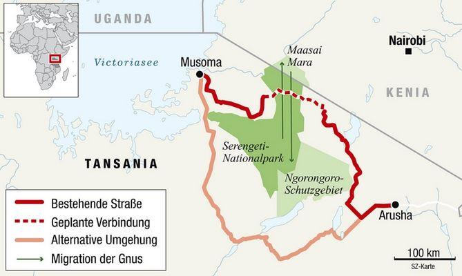Serengeti darf nicht sterben!
