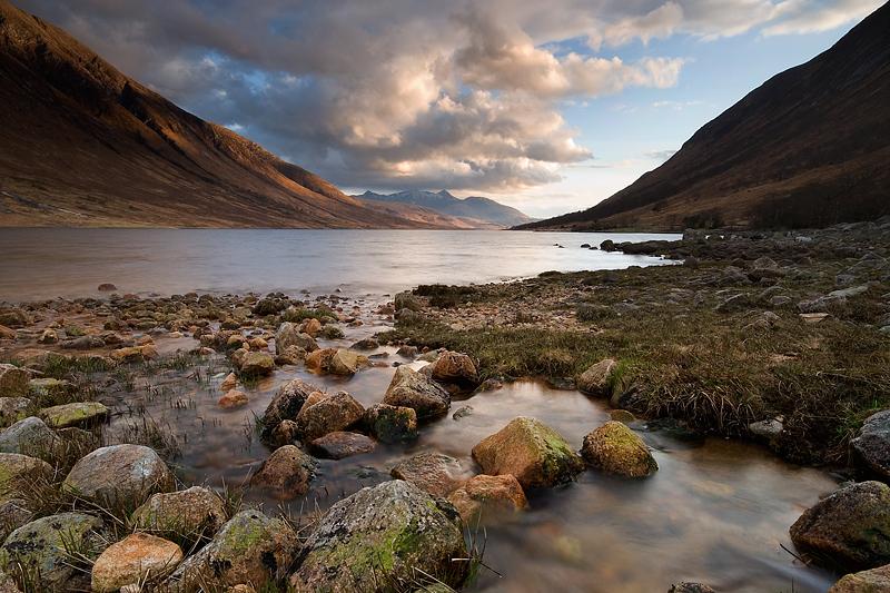 Serenità sul Loch Etive