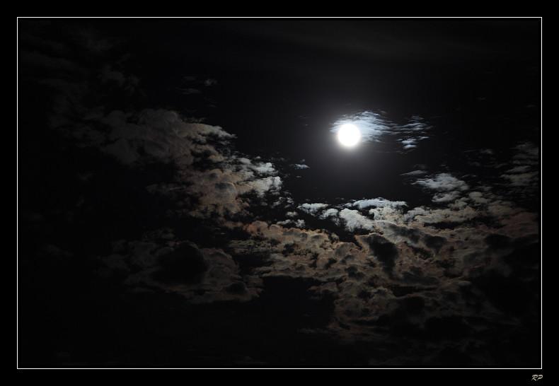 Sérénité lunaire