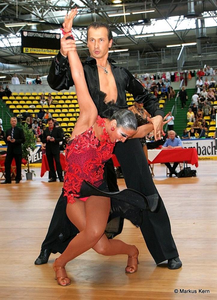 Sergiu Luca & Maria Pia Arces
