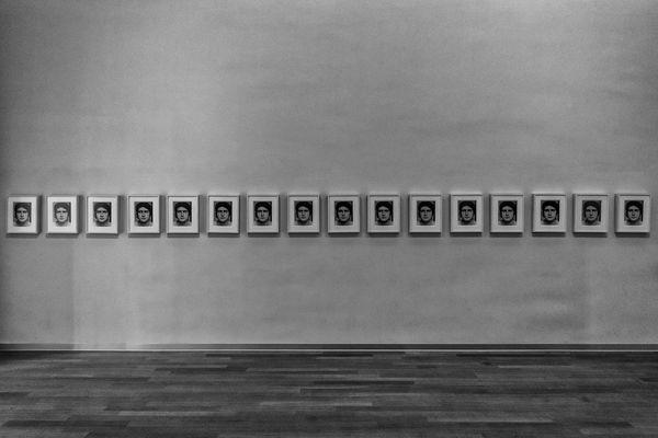 """Serial Portraits"""