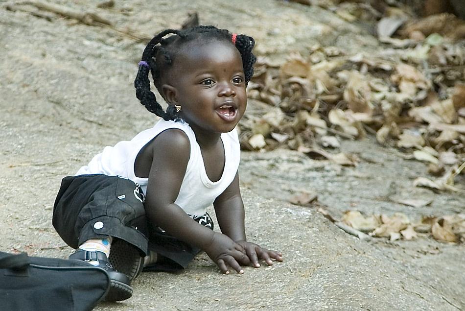 Serie *African Smile* 02v8