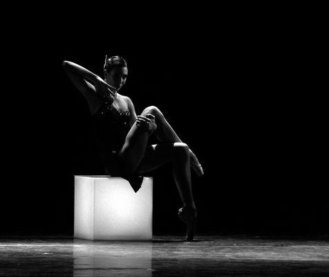 Serie Danza VIII