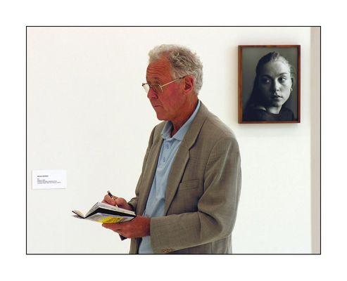Serie: Fotos einer Fotoausstellung: beobachtet (reload)