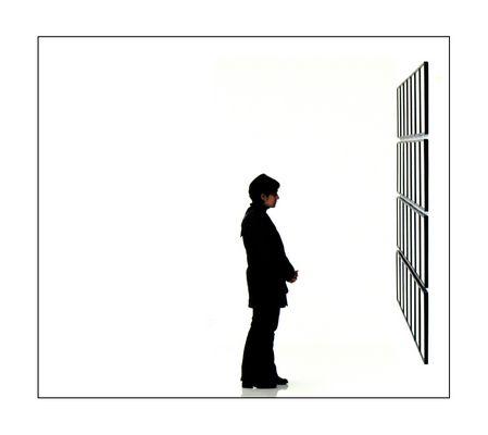 Serie: Fotos einer Fotoausstellung: versunken