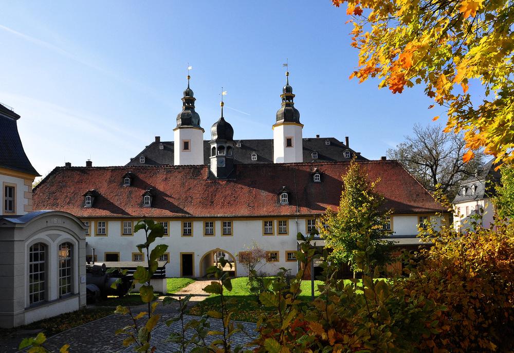 """Serie Nr. 2......""""Herbst am Schloss Blankenhain"""".........Bild Nr. 4"""
