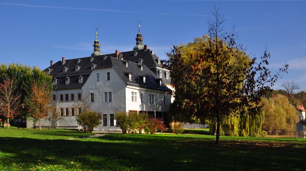 """Serie Nr. 2......""""Herbst am Schloss Blankenhain"""".........Bild Nr. 6"""