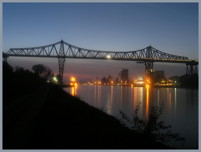 Serie Rendsburger Hochbrücke Bild3
