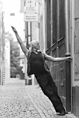 Serie: Tanzendes Köln, William Spencer, Ballett