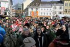 "Serie über "" Gugge EXplosionen 2013 Lörrach "" am 9.Februar Nr.18"