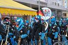 "Serie über "" Gugge EXplosionen 2013 Lörrach "" am 9.Februar Nr.7"