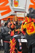 "Serie über "" Gugge EXplosionen 2013 Lörrach "" am 9.Februar Nr.9"