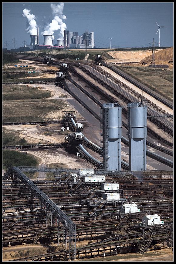 Serie: Verlorenes Land 08 - Der Weg der Braunkohle