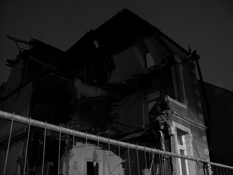 Serie Villa 3 - bombadiert in 2 grossen Kriegen?