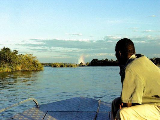 Serie Zambezi & Vic Falls