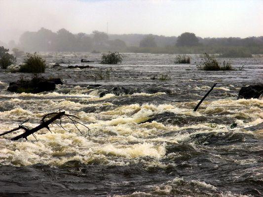 Serie Zambezi / Victoria Fälle