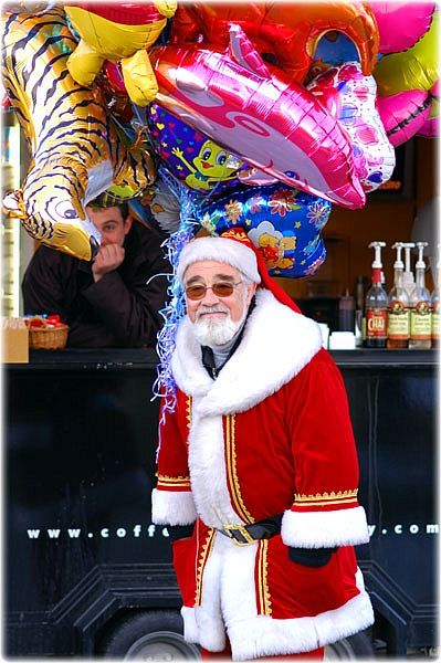 Servus Santa!