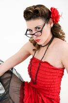 SESIÓN PIN UP 2012 - DEVA