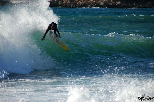 Session surf à Bandol.(var,france,83,)