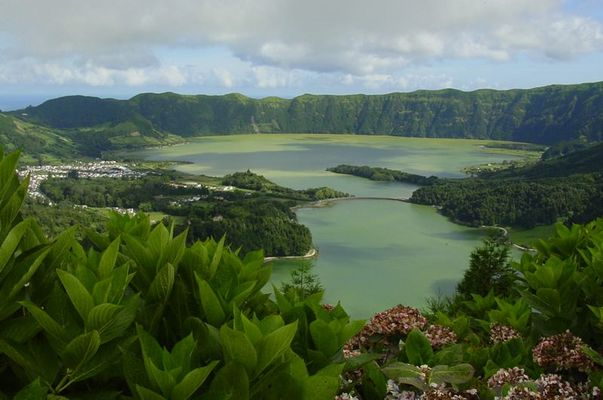 Sete Cidades auf den Azoren