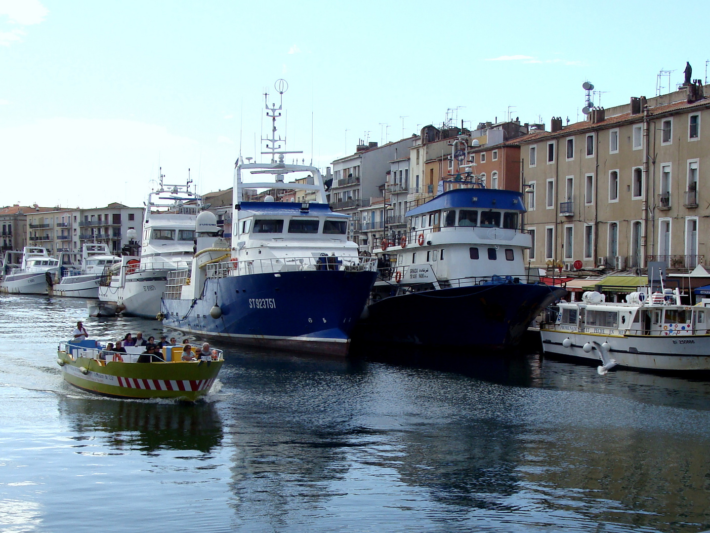 Sète, une belle ville..04