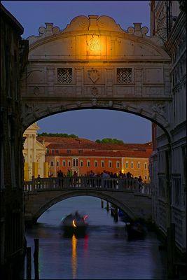 Seufzerbrücke - Venezia