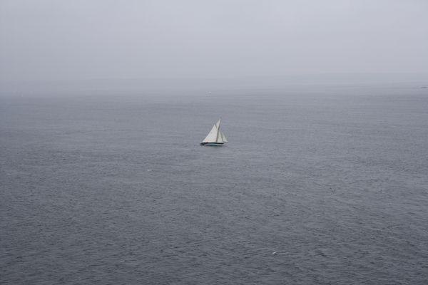 seul en mer