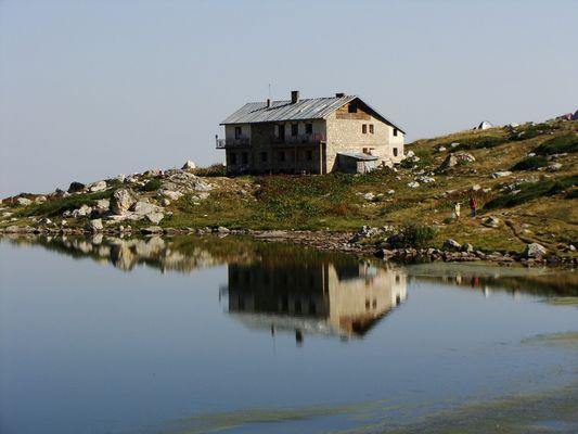Seven Lakes Hütte