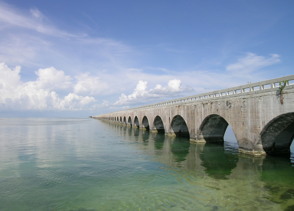 Seven-Mile-Bridge, Key West, Florida