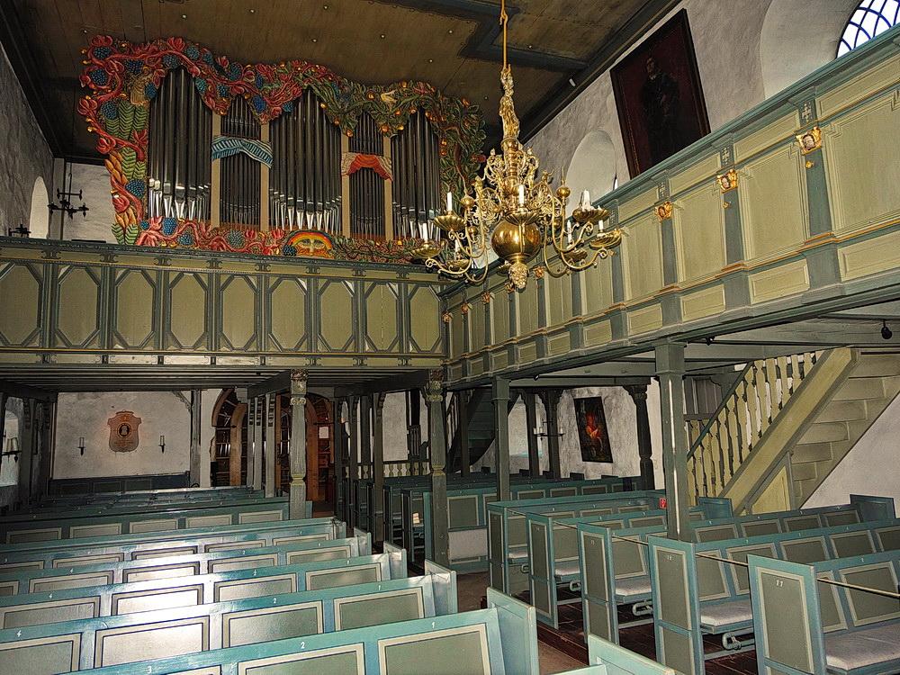 Severin Kirche von Keitum