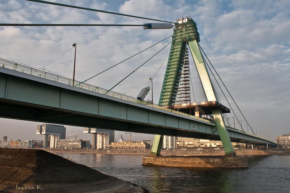 °Severinsbrücke°