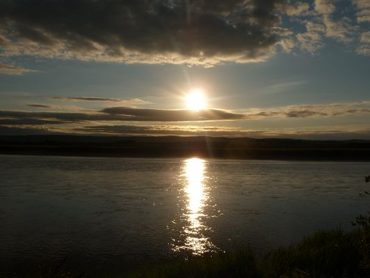 Severn Sunset