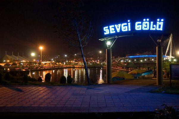 Sevgi Gölü-Samsun/Turkey