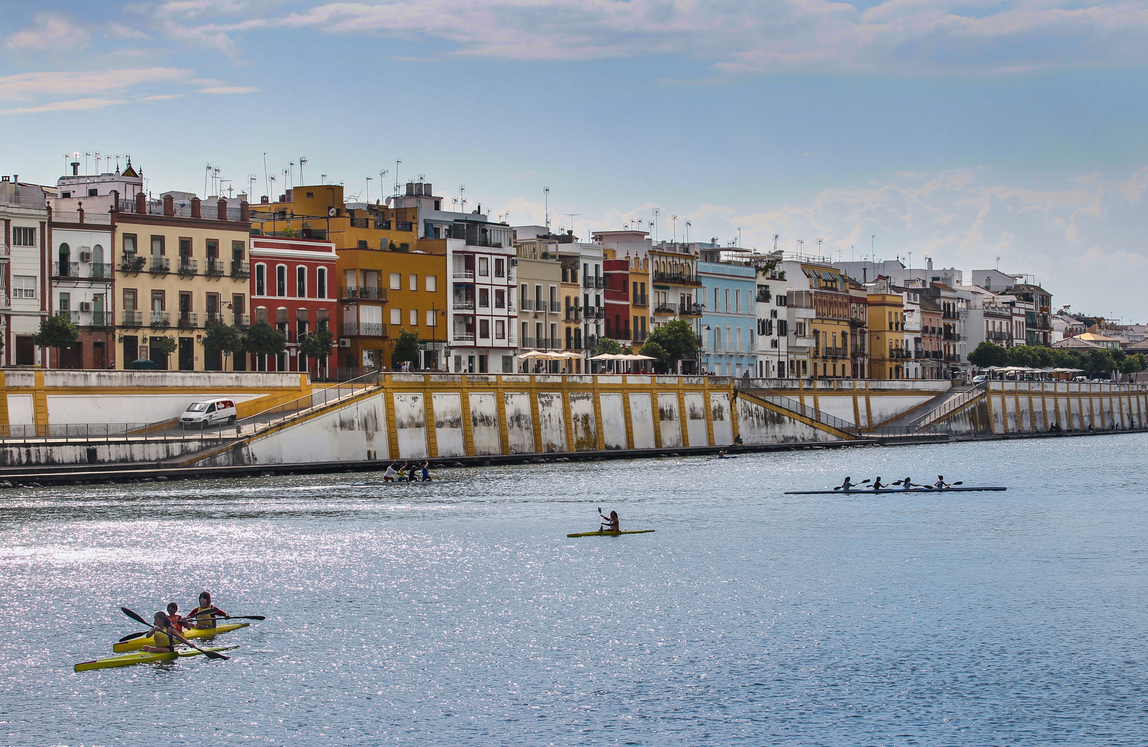 Sevilla am Guadalquivir