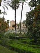 Sevilla Garten