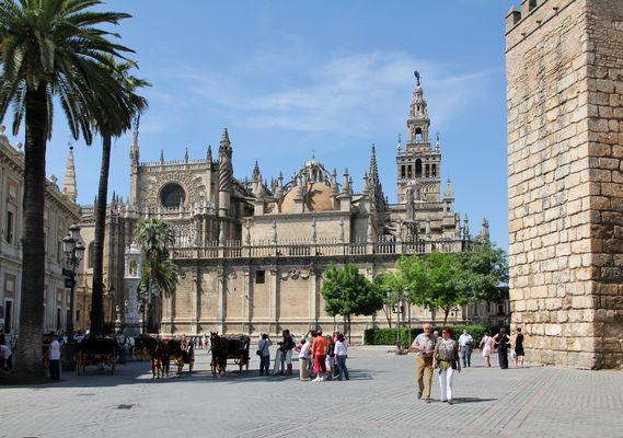 Sevilla - Kathedrale