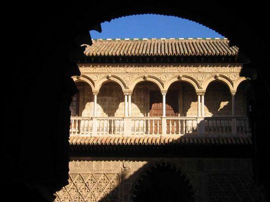 Sevilla, maurischer Palast