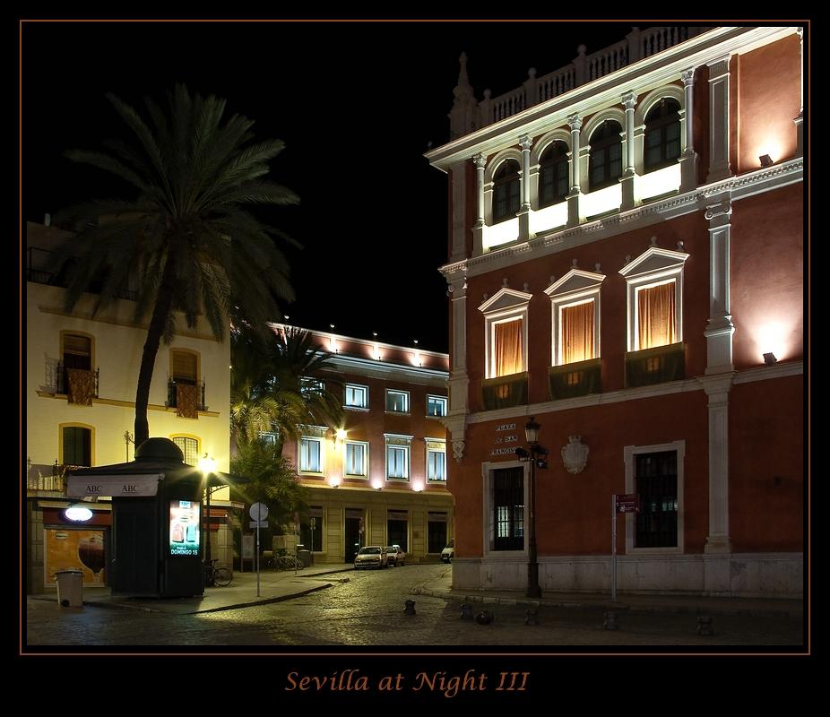 Sevilla @ Night III