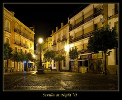 Sevilla @ Night VI