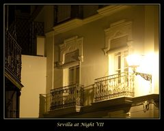 Sevilla @ Night VII